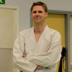 Michael Hansson 3 dan